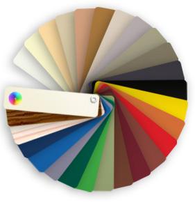 palette de 26 couleurs