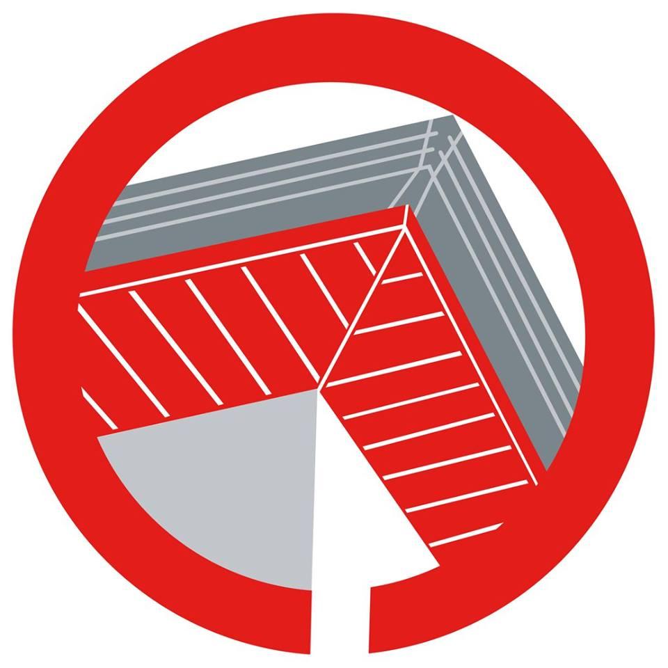 pictogramme habillage de dessous de toit